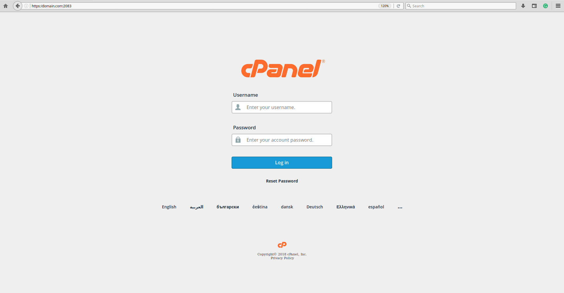 HostBill - How to create Email Accounts (cPanel) - Cirrus