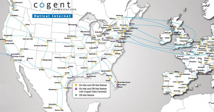 Cirrus Network Map