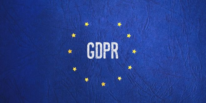 data security with GDPR updates